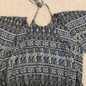 Zara Pants - Gently worn beaded Zara jumpsuit